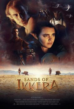 Sands of Ikkera Official Poster by JadenTracyn