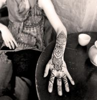 Complex henna by cydienne