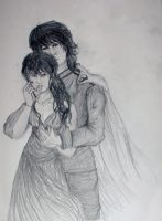 Jupiter and Nephrite by 13treasuresofrule