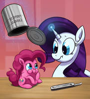 Canned Laughter by DimFann