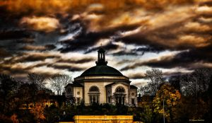 Stockholm in autum II by passionofagoddess