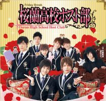 ouran live action drama by sasunaru121