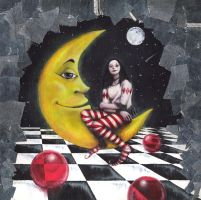 Moon by monographo