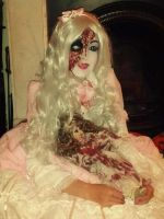 Possessed Doll by WolfiesMakeup