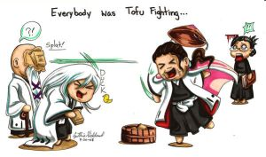 Everybody was Tofu Fighting by AthelLoren-wardancer