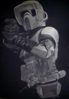 Scout Trooper 2 by ripley23