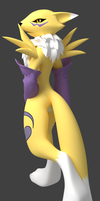 Renamon Test Rig by Lavik1988