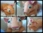 Lion King Nala Cake by OliveTree2