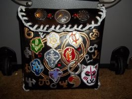 Shadow hearts belt pouch full view by Ceraine