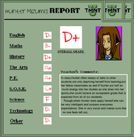 tmnt u report card by OreoZombabe