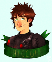 Hiccup by rbsng