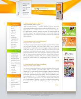 MY SONYERICSSON WEBSITE by ventnor