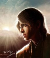Anakin Skywalker 1 by Mabiruna