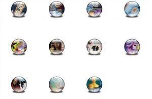 Ulead Apps Globe zoomers by jamest
