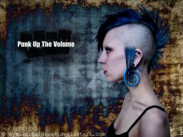 Punk Up The Volume by MySuicidalDream