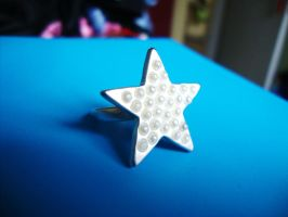 Star ring by Laura-in-china