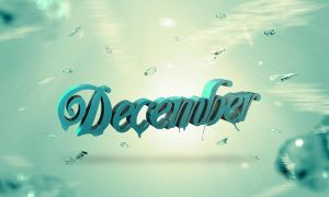 Turquoise December by y0rri