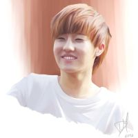 Sunggyu by RollingAlien