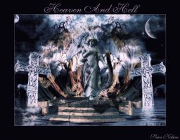 Heaven and Hell by silentfuneral