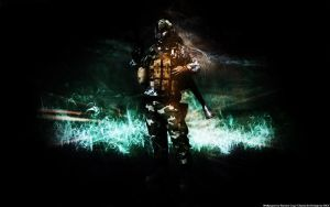 BF3 Russian Engineer Wallpaper by Keno999