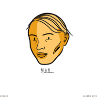 Man ILLUSTRATOR by drouch