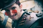 Steampunk Mechanic by MantideReligiosa8