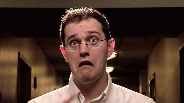AVGN in a music video 2 by scout-sama