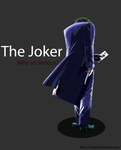 The Joker by V-Ktor