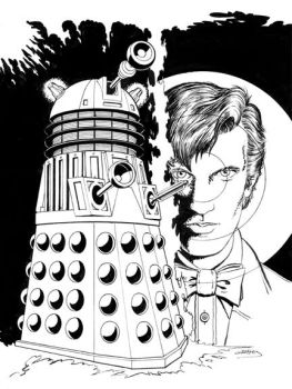 Dalek by wjgrapes