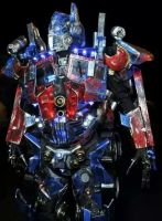 OPTIMUS PRIME TRANSFORMERS COSTUME by ZOOGUNNER by ZOOGUNNER
