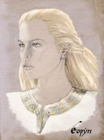 Eowyn of Rohan by Breogan