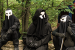 A Band Of Not So Merry Men by elementc