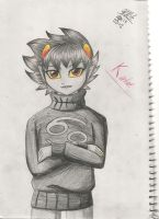 karkat by Gresta-GraceM