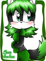 Request: Sam the fox by LiaMenietowLove