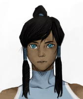 meelo's korra drawing by rdnary