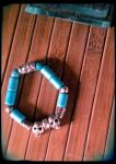 turquoise and silver by ghosttribe