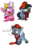 MadMunchkin HaHcon Drawings by CutePencilCase