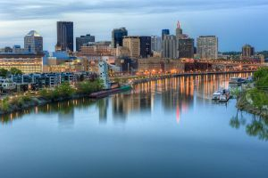 Saint Paul, Minnesota by Shockstar83