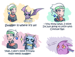 Frittata's Swagger by YuzaHunter