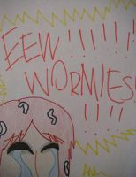WORMIES by LittleMnM