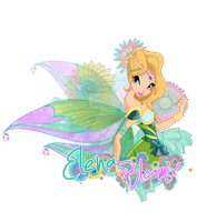 Elena Bloomix Graphic by Cyberwinx