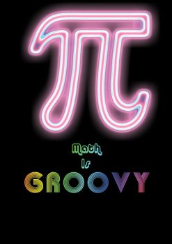 Math Is Groovy by Deathnerd