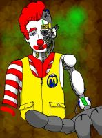 Ronald McBorg by GovernmentAgent