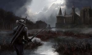 Witcher monster hunt by AlcoholicHamster