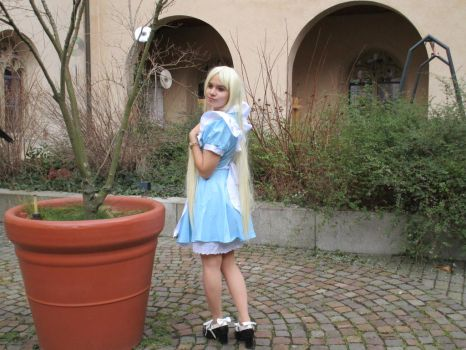Alice in Wonderland by Inori-Misery