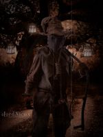 Scarecrow by LordNicax
