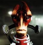 Mordin Solus by Wild-Theory