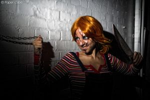 Chucky by Paper-Cube