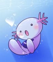 Wooper by jiggly