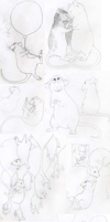 Dump: Mostly Rats by MelvisMD